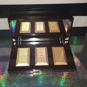 Charlotte Tilbury Bar Of Gold Palette BNIB!!
